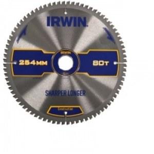 Pjovimo diskas medienai Irwin WELDTEC; 305x3x30,0 mm; Z84