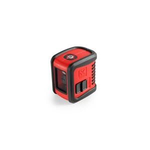 Lazerinis nivelyras Kapro Bambino 842; raudonas
