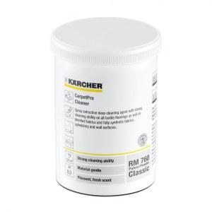 Kilimų valiklis milteliais Karcher RM 760 Classic; 0,8 kg; pH 8,2
