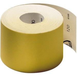 Šlifavimo popieriaus rulonas Klingspor; PS 30 D; 115x4500 mm; K120; 1 vnt.