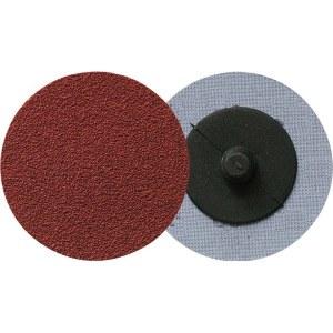 Šlifavimo diskas tiesiniam šlifuokliui Klingspor QRC 412; 50 mm; P80; 100 vnt.