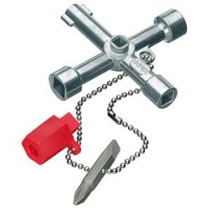 Elektros spintų raktas Knipex