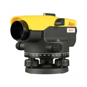 Optinis nivelyras Leica NA324