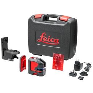 Kryžminis lazerinis nivelyras Leica Lino L2P5