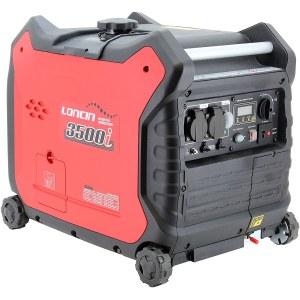 Generatorius Loncin LC3500i; 3,5 kW; benzininis + alyva