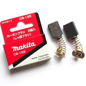 Angliniai šepetėliai Makita CB-155