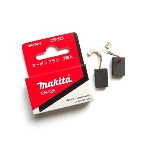 Angliniai šepetėliai Makita CB-325
