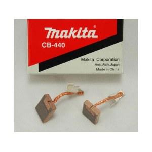 Angliniai šepetėliai Makita CB-440