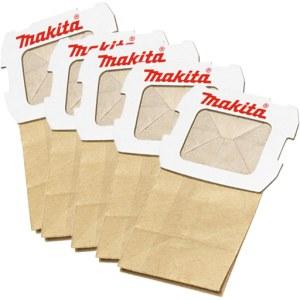 Filtravimo maišas dulkių siurbliui Makita; 5; vnt.