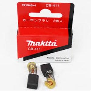 Angliniai šepetėliai Makita CB-411