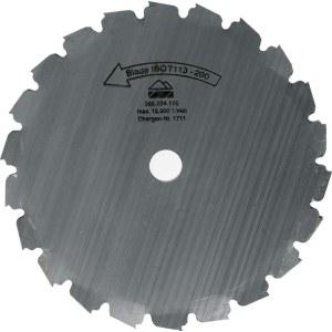 Diskas krūmapjovėms Makita 385224171; 200 mm
