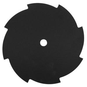 8 ašmenų pjovimo peilis Makita (255 mm/20 mm), tinka DBC340/4010/4510
