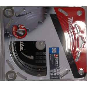 Pjovimo diskas medienai Makita MFORCE; 190x2x30,0 mm; Z12; 15°