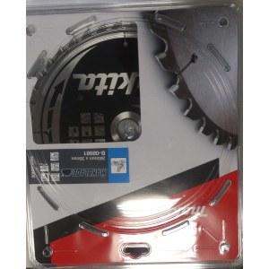 Pjovimo diskas medienai Makita; 260x2,3x30,0 mm; Z40; 5°
