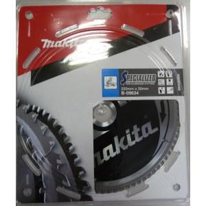 Pjovimo diskas aliuminiui Makita; Ø250mm