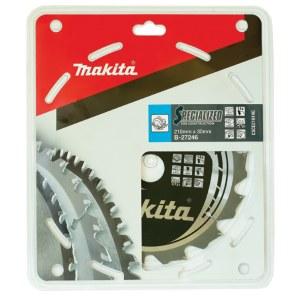 Pjovimo diskas medienai Makita; Ø210 mm