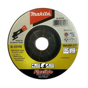 Šlifavimo diskas Makita B-53110; 125x4 mm;