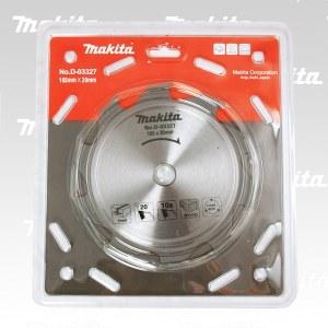 Pjovimo diskas medienai Makita; Ø165 mm