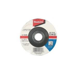 Šlifavimo diskas Makita C 24 R; Ø125x6 mm