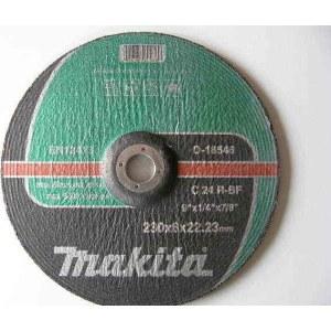 Šlifavimo diskas Makita C 24 R; Ø230x6 mm