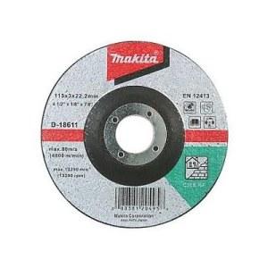 Abrazyvinis pjovimo diskas Makita C 30 S; Ø115x2,5 mm