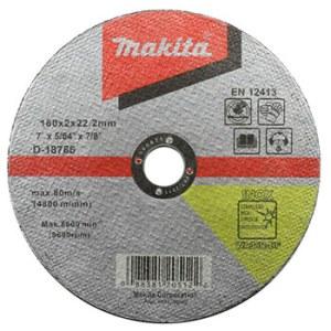 Abrazyvinis pjovimo diskas Makita WA36R; Ø180x2 mm; metalui