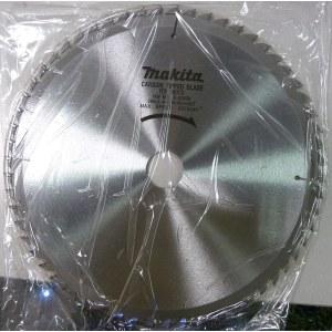 Pjovimo diskas medienai Makita; 260x2,4x30,0 mm; Z60; 15°