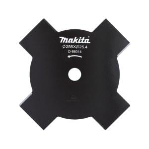 4 ašmenų pjovimo peilis Makita D-66014;255x25,4 mm