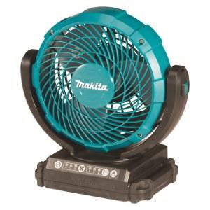 Akumuliatorinis ventiliatorius Makita DCF102Z; 18 V (be akumuliatoriaus ir pakrovėjo)