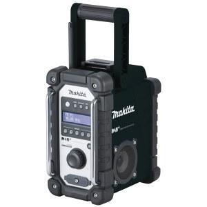 Radijas Makita DMR110B DAB+; 7,2-18 V (be akumuliatoriaus ir pakrovėjo)