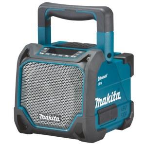 Bluetooth® garso kolonėlė Makita DMR202; 12-18 V (be akumuliatoriaus ir pakrovėjo)