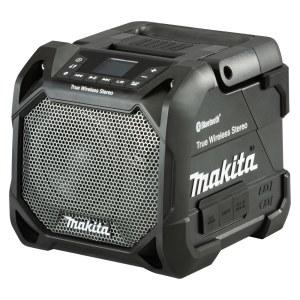Bluetooth® garso kolonėlė Makita DMR203B; 12-18 V (be akumuliatoriaus ir pakrovėjo)