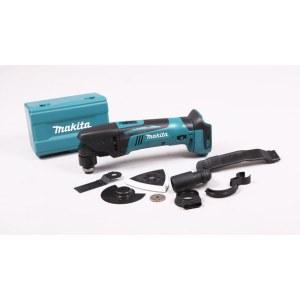 Daugiafunkcinis įrankis Makita DTM50ZX1; 18 V; (be akumuliatoriaus ir pakrovėjo) + priedai