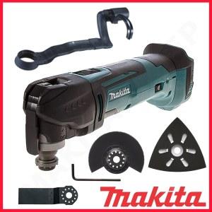 Daugiafunkcinis įrankis Makita DTM51ZX1; 18 V; (be akumuliatoriaus ir pakrovėjo) + priedai