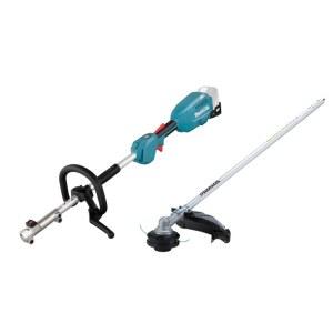 Multifunkcinis įrankis sodui Makita DUX18Z; 18 V; + priedas pjauti žolei (be akumuliatoriaus ir pakrovėjo)