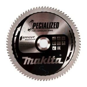 Pjovimo diskas aliuminiui Makita; 260x30x1,85 mm; Z81