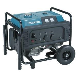 Kintančios srovės generatorius Makita EG6050A; 6 kW; benzininis + alyva