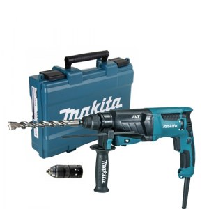 Perforatorius Makita HR2631FT; 2,4 J; SDS-plus