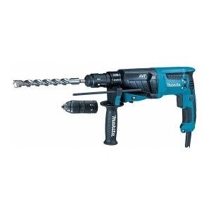 Perforatorius Makita HR2631FTJ; 2,4 J; SDS-plus