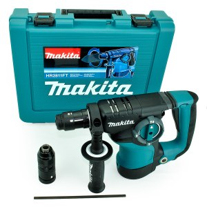 Perforatorius Makita HR2811FT; 2,9 J; SDS-plus