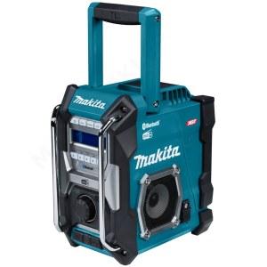 Radijas Makita MR004G; 10,8-40 V; (be akumuliatoriaus ir pakrovėjo)