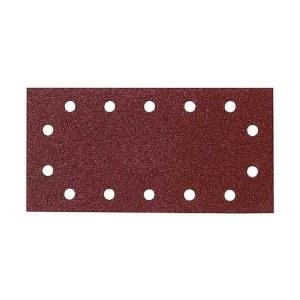 Šlif. popierius vibro šlifuokliui; 115x280mm; K120; 10vnt.
