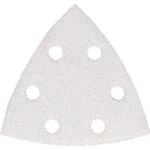 Šlif. popierius delta šlifuokliui; 94x94 mm; P60; 10 vnt.