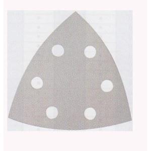 Šlif. popierius delta šlifuokliui; 94x94 mm; K180; 10vnt.