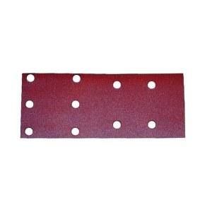 Šlif. popierius vibro šlifuokliui; 240x100 mm; P60; 10 vnt.