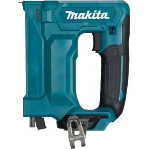 Kabių pistoletas Makita ST113DZ; 10,8 V; (be akumuliatoriaus ir pakrovėjo)
