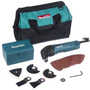 Daugiafunkcinis įrankis Makita TM3000CX6 + priedai