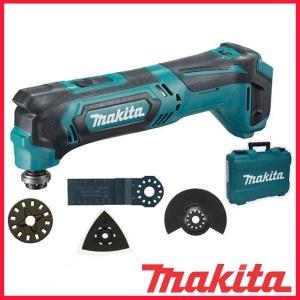 Daugiafunkcinis įrankis Makita TM30DZKX1; 10,8 V; (be akumuliatoriaus ir pakrovėjo) + priedai