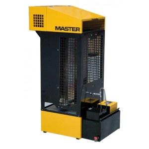 Skysto, kieto kuro šildytuvas Master WA 33 C; 33 kW