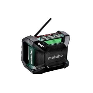 Radijas Metabo R 12-18 DAB+ BT; 12-18 V; (be akumuliatoriaus ir pakrovėjo)